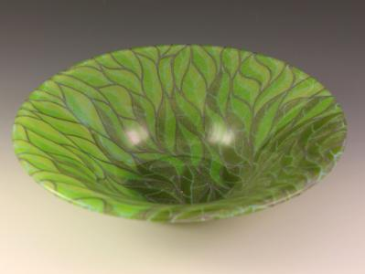 Green Nest Bowl #62