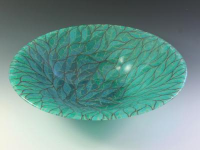 Nest Bowl- Aqua #99