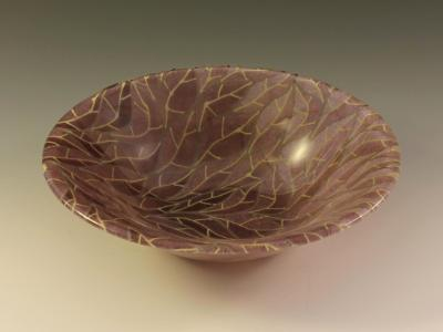 Nest Bowl- Violet #91