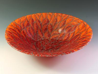 Nest Bowl- Orange #100