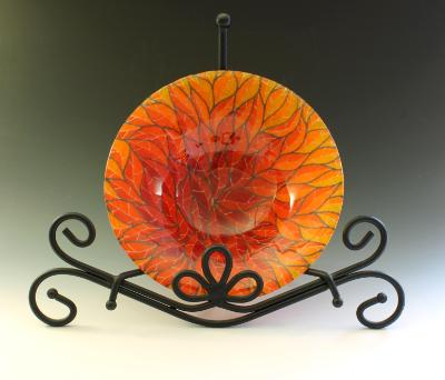 Nest Bowl- Orange #132