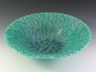 Nest Bowl- Aqua #103