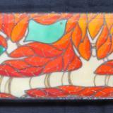 Three Bird Panel #129