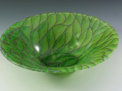 Nest Bowl- Green #94