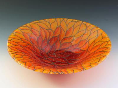 Nest Bowl- Orange #102