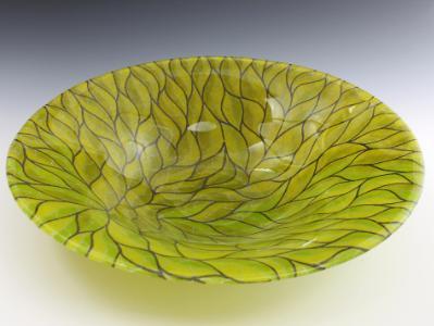 Lime Nest Bowl #27