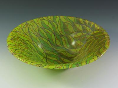 Nest Bowl- Lime #92