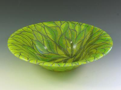 Nest Bowl- Lime #109