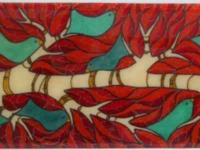 Red Bird Panel