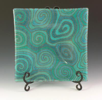 Aqua Topo Plate #83