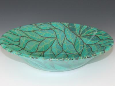 Aqua Nest Bowl #38