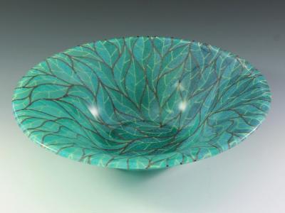 Nest Bowl- Aqua #90