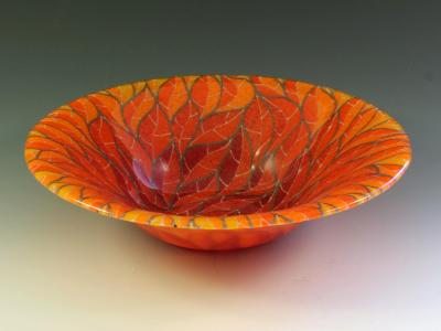 Nest Bowl- Orange #108