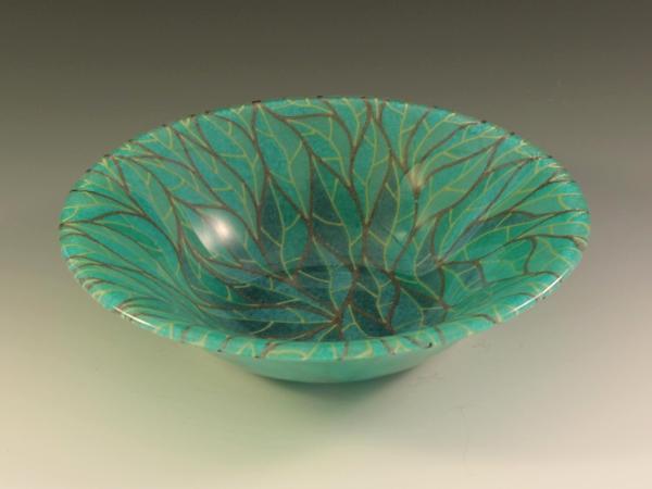 Nest Bowl- Aqua #89