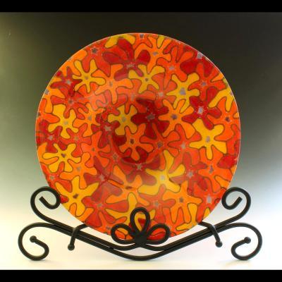Bouquet Bowl- Orange
