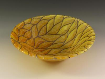 Nest Bowl- Amber #93