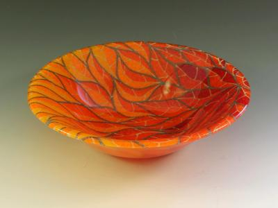 Nest Bowl- Orange #111