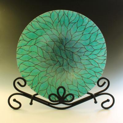 Nest Bowl- Aqua #130