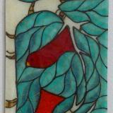 Aqua Bird Panel